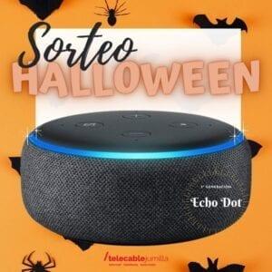 Sorteo Echo Dot Halloween 2020